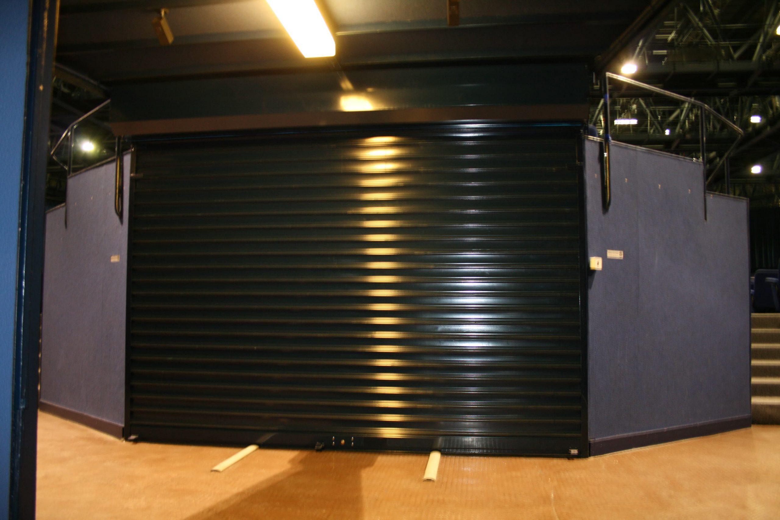 Rideau métallique paris 1 – Installation & Dépannage