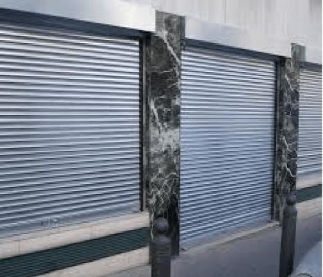 Remplacement rideau métallique Paris 12