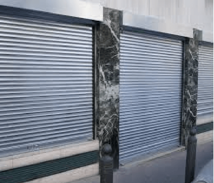 Rideau métallique pas cher – Installation & Dépannage